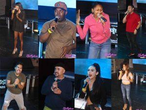 Karaoke Sing-Off Contest!