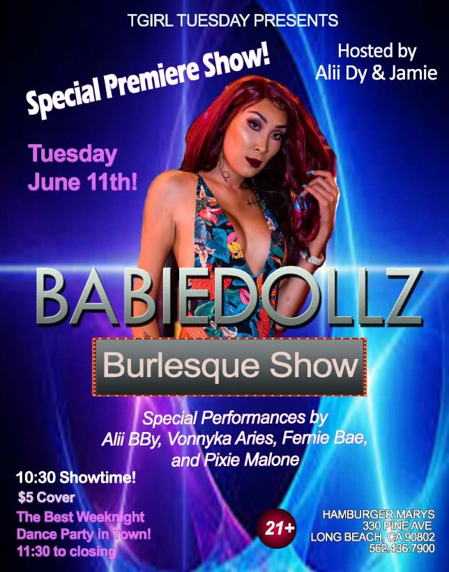 BARBIEDOLLZ Tonight!
