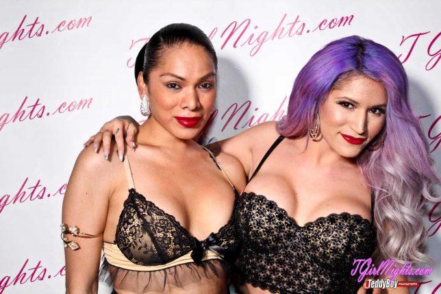 Melissa Prime and Raquel Starr!