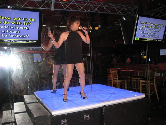 Blast to the Past KARAOKE! March 24 2009